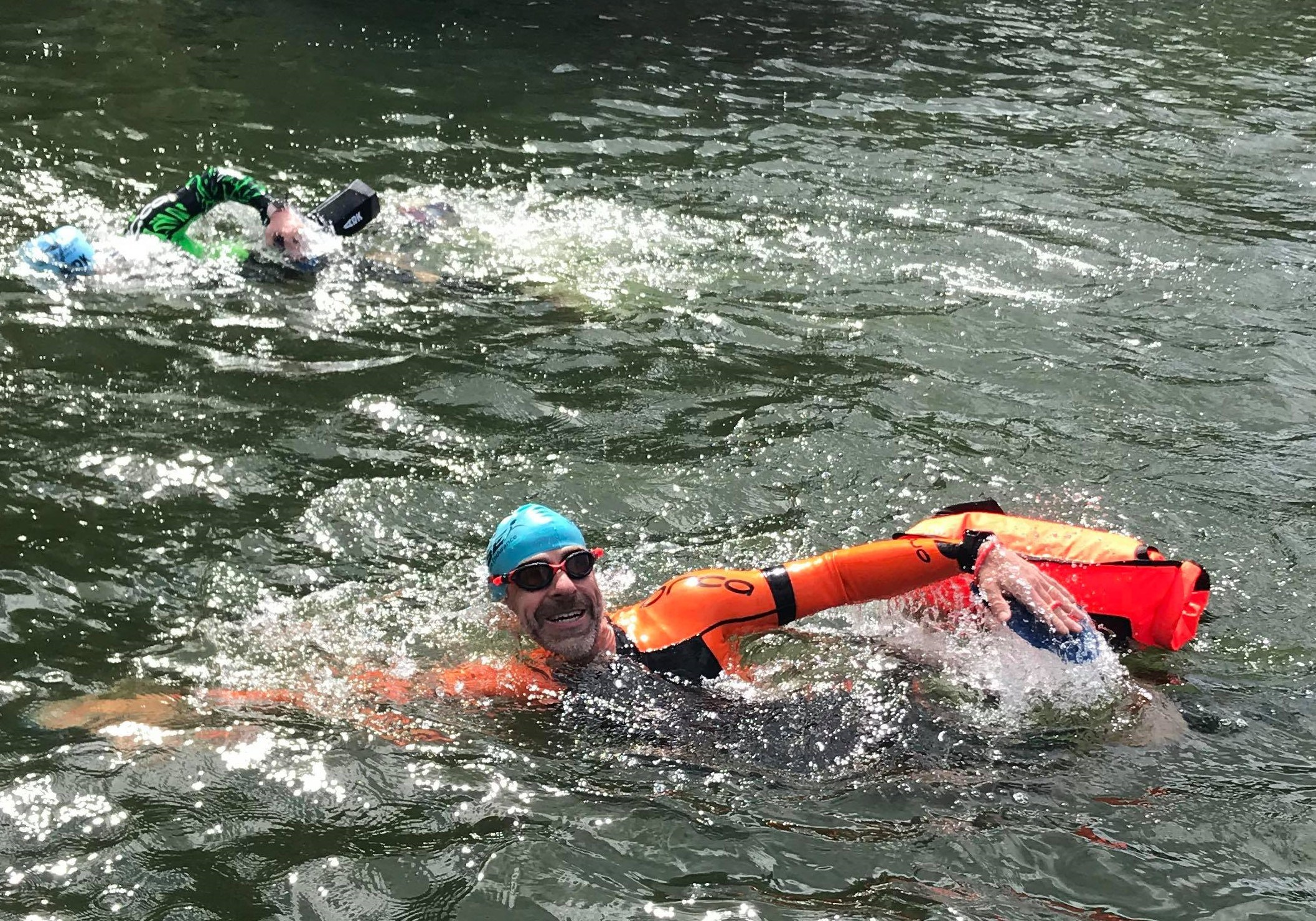 Swimrun Anders