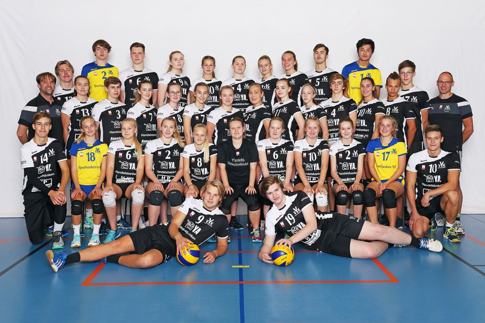 Job: 201718-Idrott-YA-Ystads Volleybollklubb
